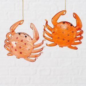 Hängefigur Krabbe