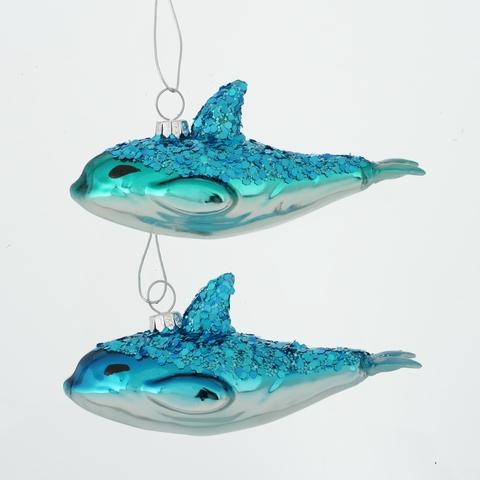 Hängefigur Dolphin